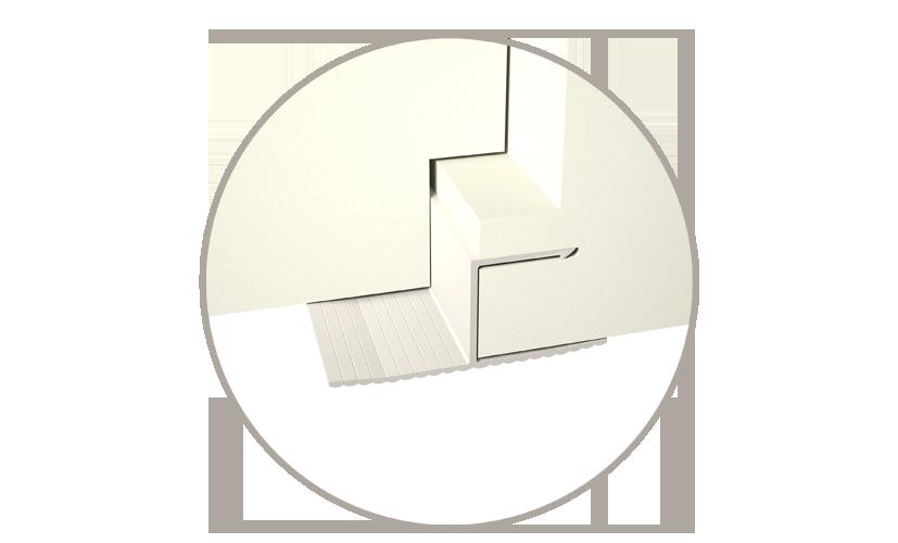 S-Profil Recticel Daemmsysteme