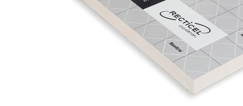 Eurofloor Xentro Hoogperformante isolatieplaat voor vloer