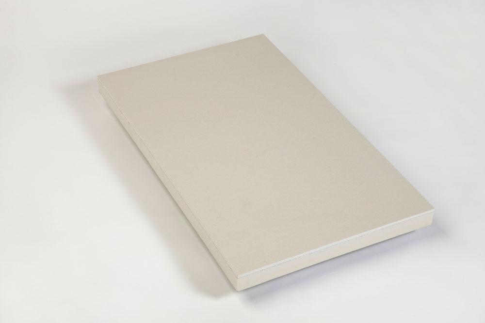 Eurothane G panneau d'isolation et plaque de plâtre pour l'isolation intérieure des murs et des toits en pente