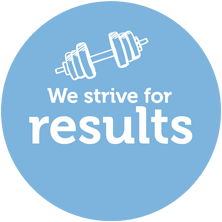 Recticel values: We strive for results