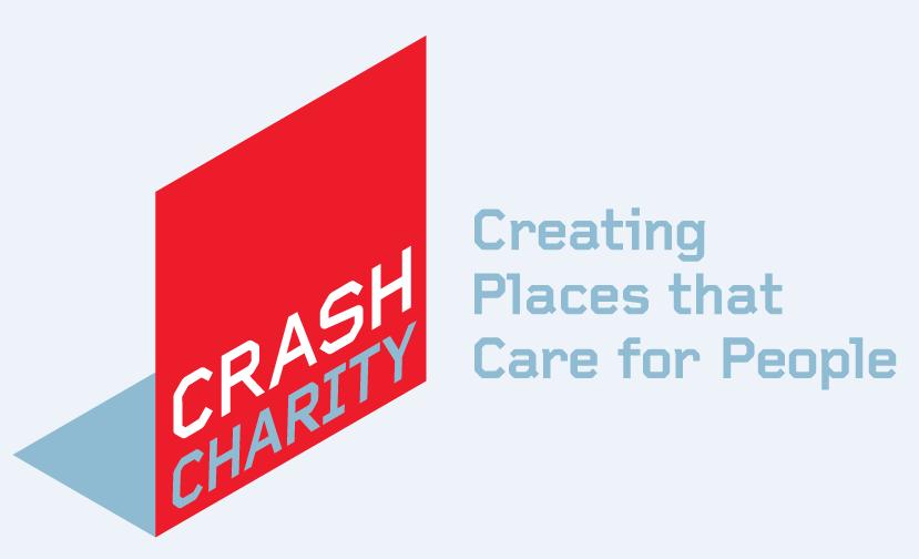 Recticel Insulation - a patrol on CRASH charity logo image