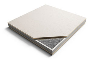 Deck-VQ vacuum insulation panel by Recticel Insulation