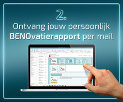 Benovatietest stap 2