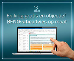 Benovatietest stap 3