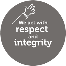 Recticel value: We act with respect and integrity