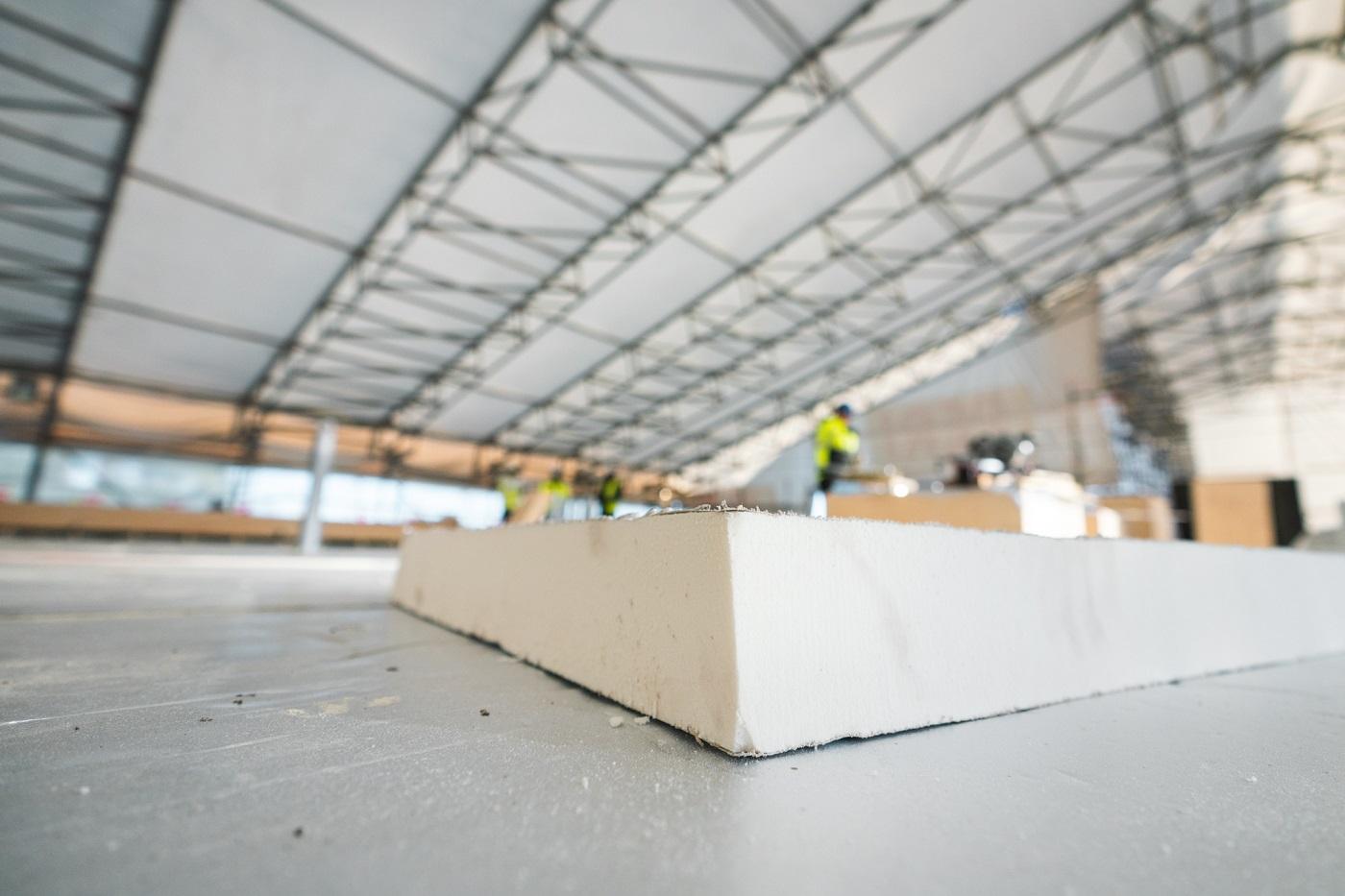 Loivan katon peruskorjaus pienentää lämmönhukkaa ja alentaa energiakustannuksia