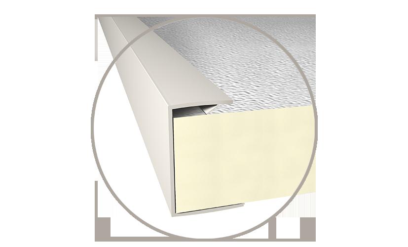 profisol U profil Recticel Insulation