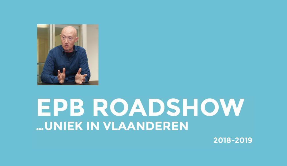 EPB roadshow 2018