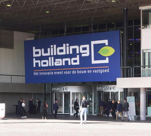 Recticel Insulation aanwezig op de beurs Building Holland 2019