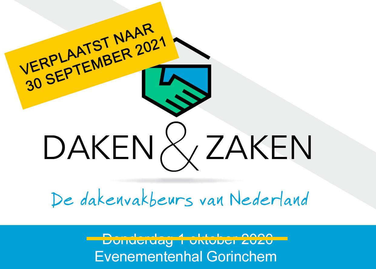 daken en zaken beurs Gorinchem 2021