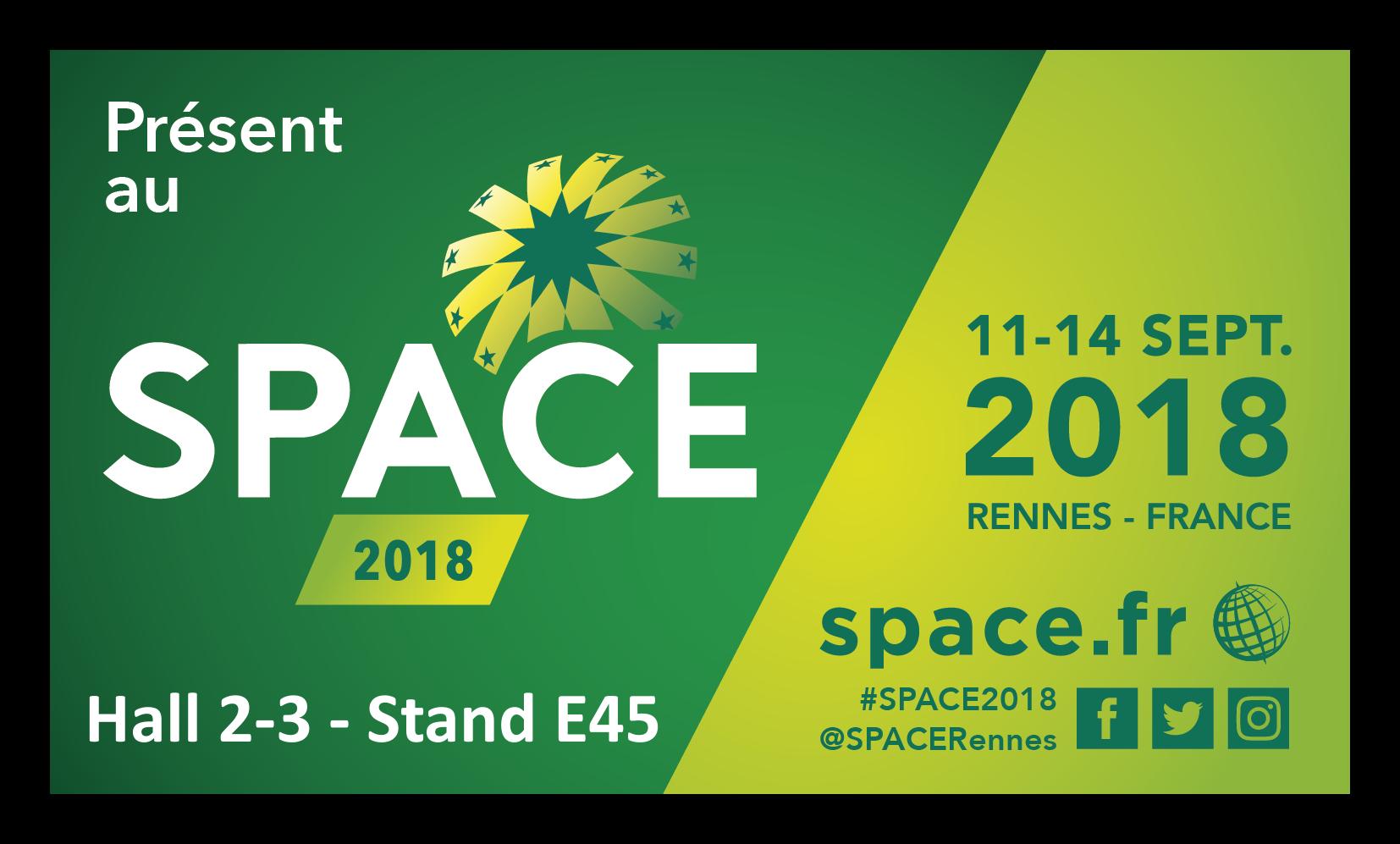 Space 2018 Recticel