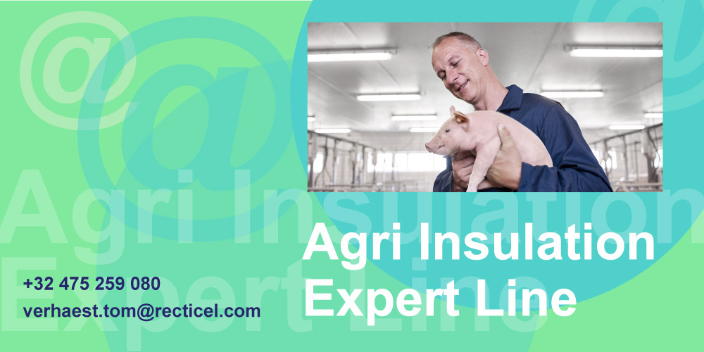 expert line insulation UK agriculture