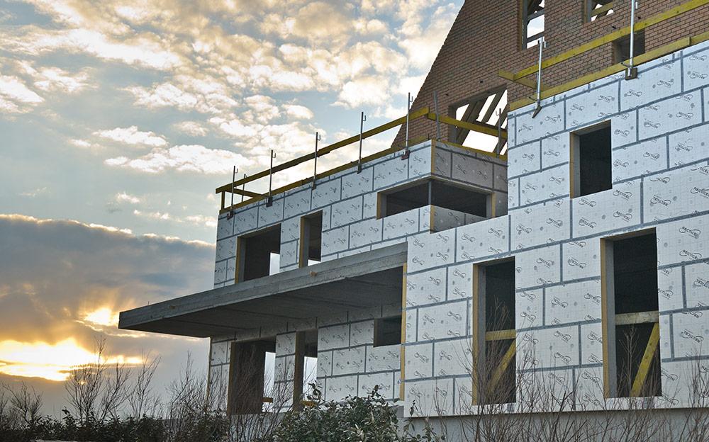 Powerwall facade de Recticel Insulation