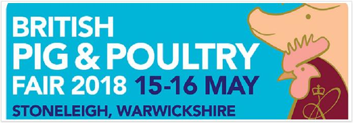 Recticel Insulation's attendance at the Pig & Poultry event banner image