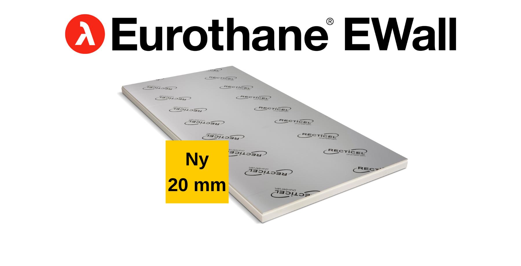 Eurothane EWall 20 mm