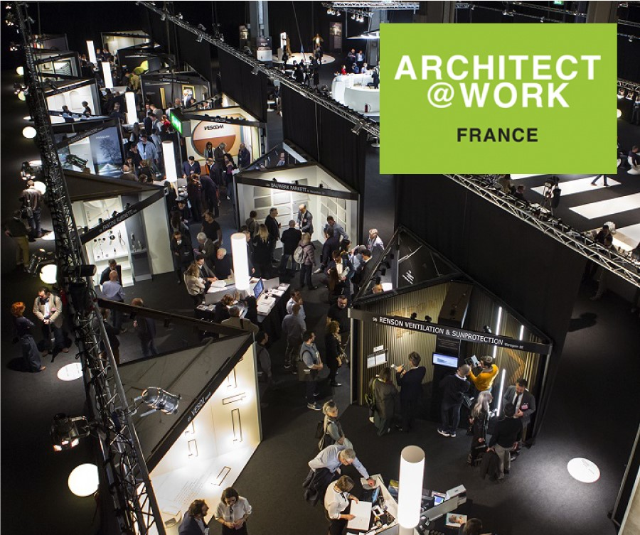Architect @work 2019 Recticel