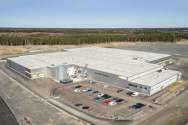 Recticel Insulation - Uuden tehtaan viralliset avajaiset  Mäntsälässä 7-5-2019