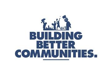 Jewson Building Better Communities logo