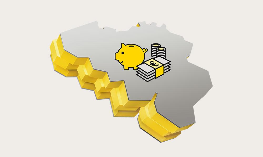 België laat jaarlijks meer dan 2,5 miljard euro energie verloren gaan door geen isolatie
