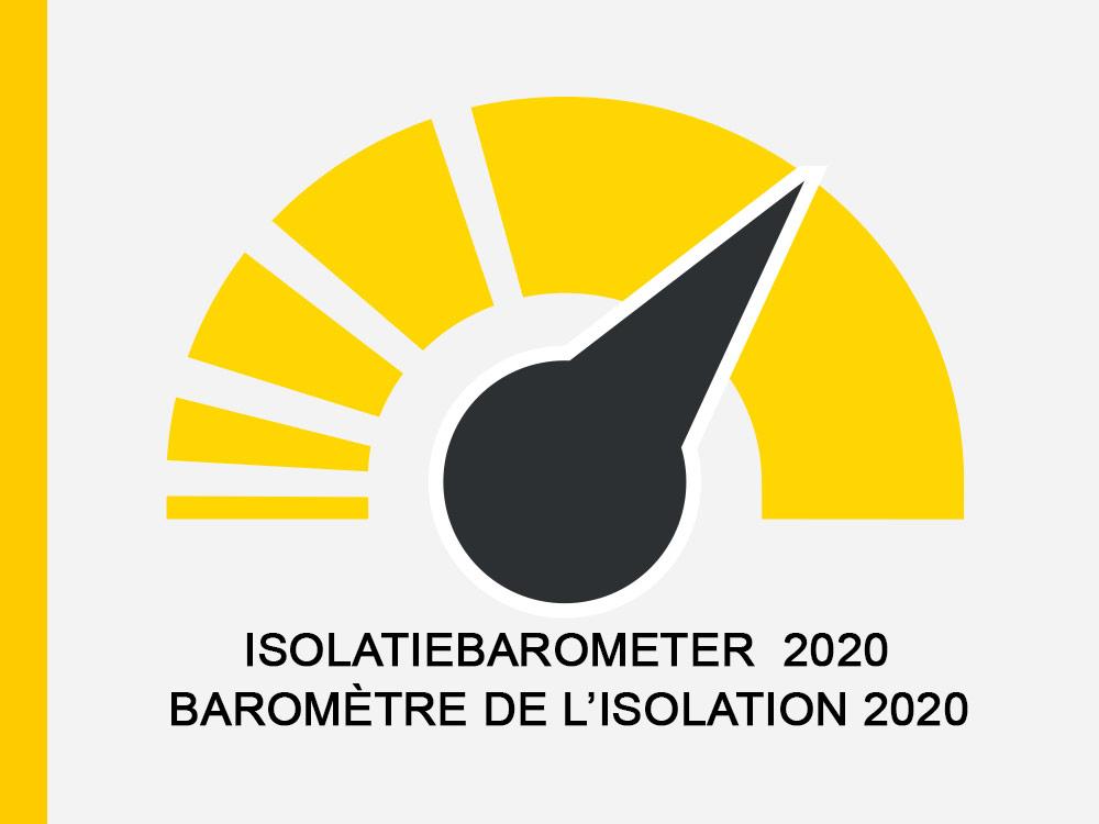 Baromètre de l'isolation: Presque tout le parc immobilier belge doit être rénové d'ici 2050