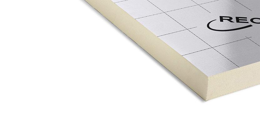 Panneau Eurofloor - isoler vos sols à l'aide de panneaux minces (coin)