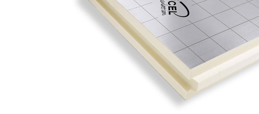 Thermische Sarking isolatieplaat geschikt voor hellende daken corner image