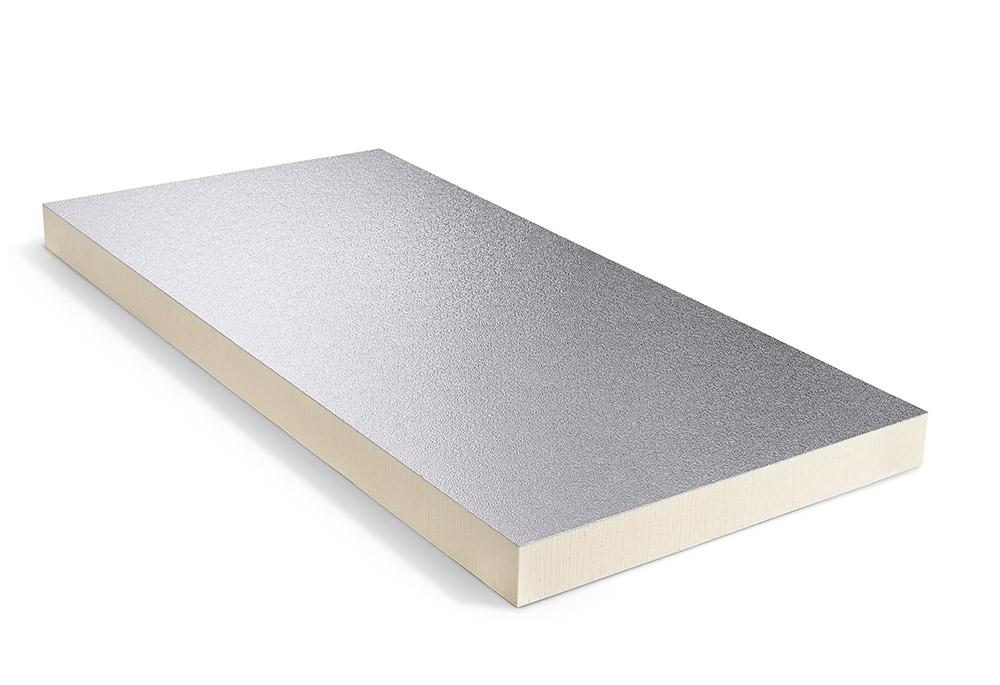 Powerdeck Panneau d'isolation thermique adapté aux toits plats avec une meilleure protection contre les incendies