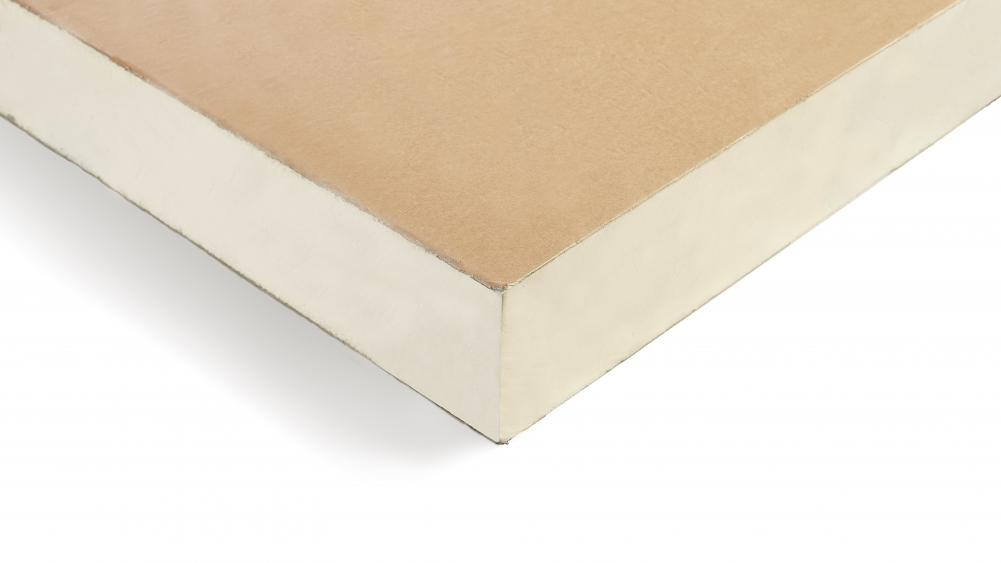 Recticel Insulation IP PIR 022 panel corner image