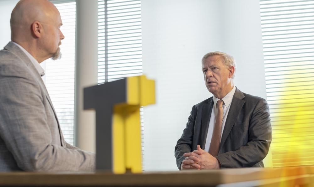 Geert Dekyvere & Marc Dillen in gesprek