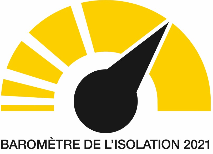baromètre de l'isolation 2021