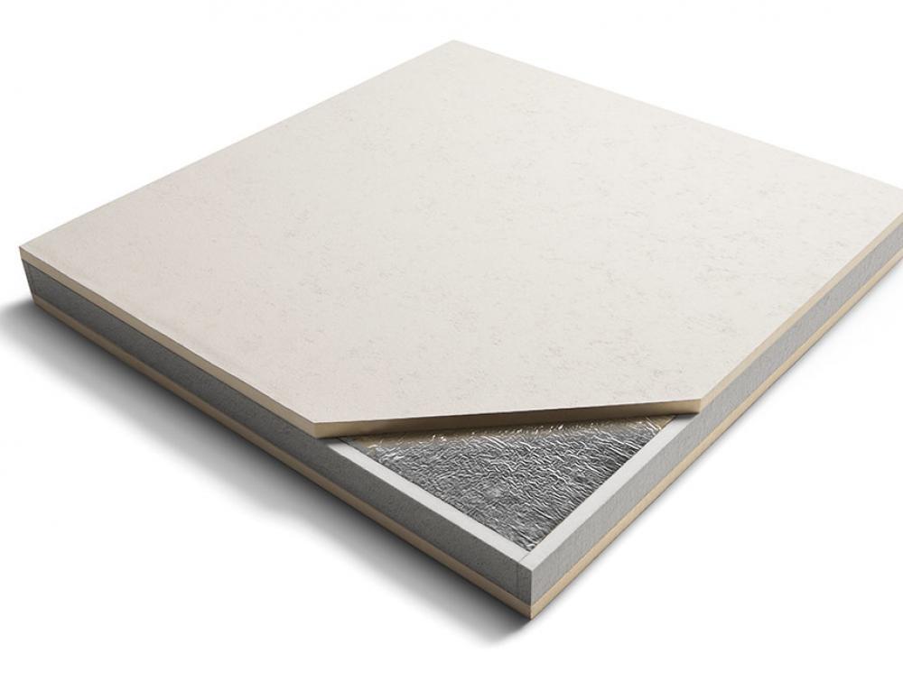 Deck-VQ Ultradunne vacuümisolatie plaat paneel