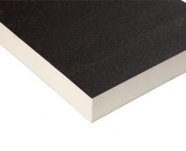 Eurothane Bi-4A Thermische isolatieplaat met afschot voor platdakconstructies, compatibel met bitumineuze dakbedekkingsfolies