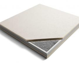 Deck-VQ Ultra-high performance encapsulated VIP insulation for flat roofs and terraces