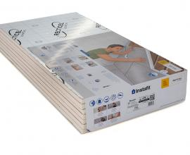Instafit panel DIY thermal insulation