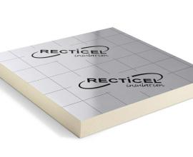 Recticel Insulation Eurowall floor insulation