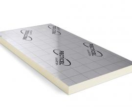 Eurothane Silver flat roof insulation