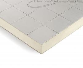 Recticel Insulation Eurowall Cavity panel corner image